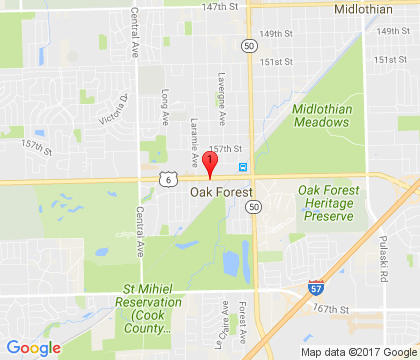 Oak Forest IL Locksmith Store Oak Forest, IL 708-540-3665